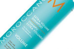 Moroccanoil Volume Shampoo – moc jsme si nerozuměli