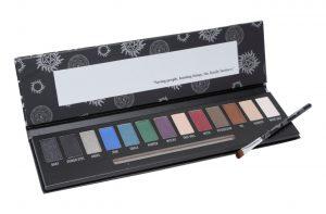 Kosmetický dárek fanouškům Supernatural – paletka očních stínů Join the Hunt